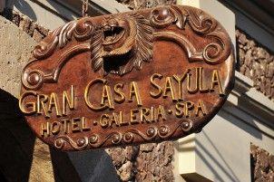 Bienvenido a Gran Casa Sayula