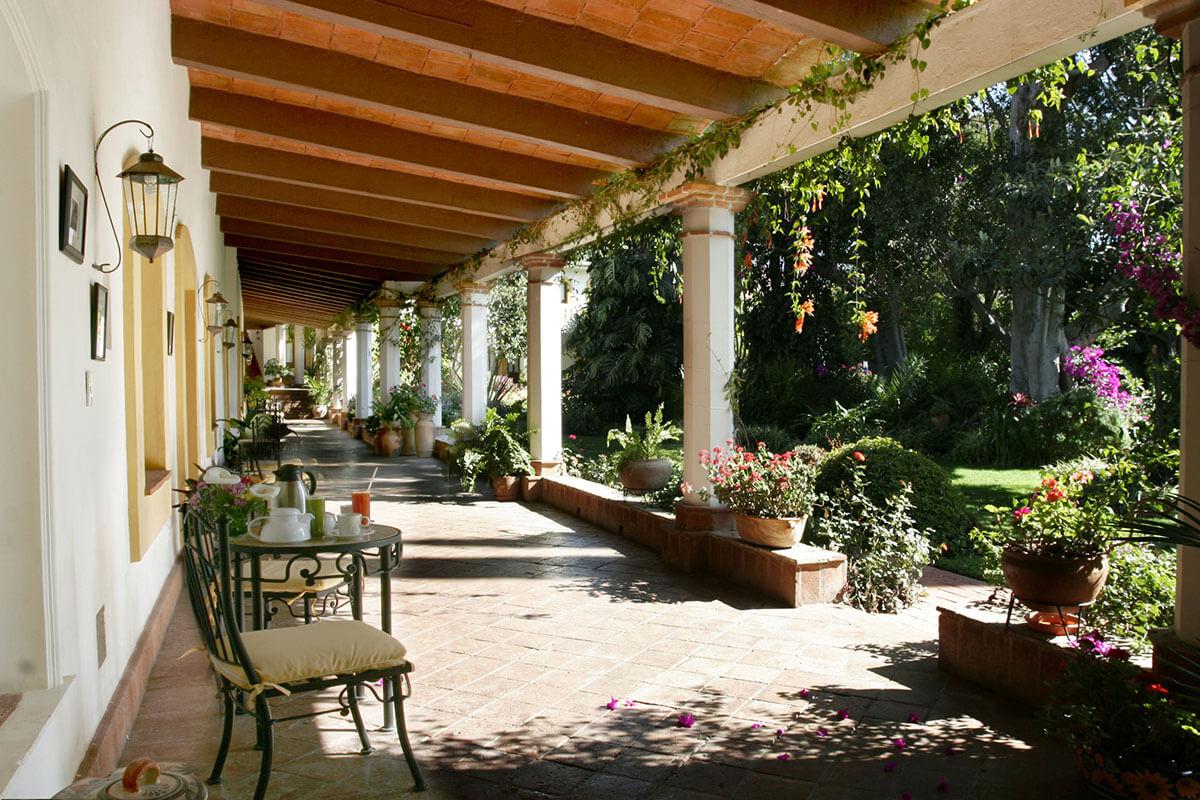 Hacienda los laureles hoteles boutique de mexico for Boutique hotel oaxaca
