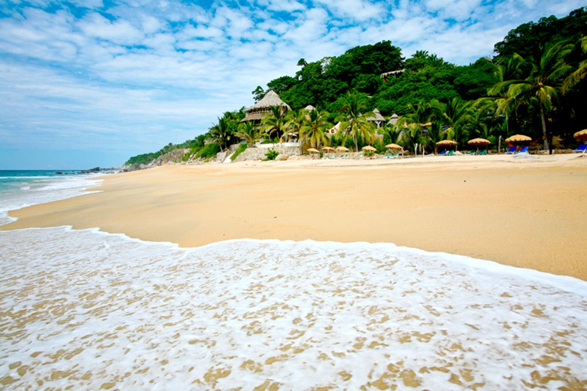 Playa Escondida - Hoteles Boutique de Mexico
