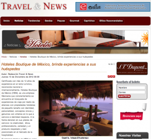 Travel & News