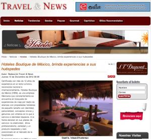 Travel & News
