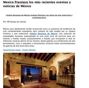 México Premiere