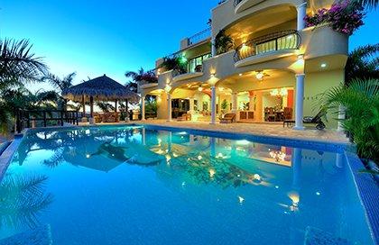 Las palmas villas y casitas mexico boutique hotels for Hotel villas las palmas texcoco
