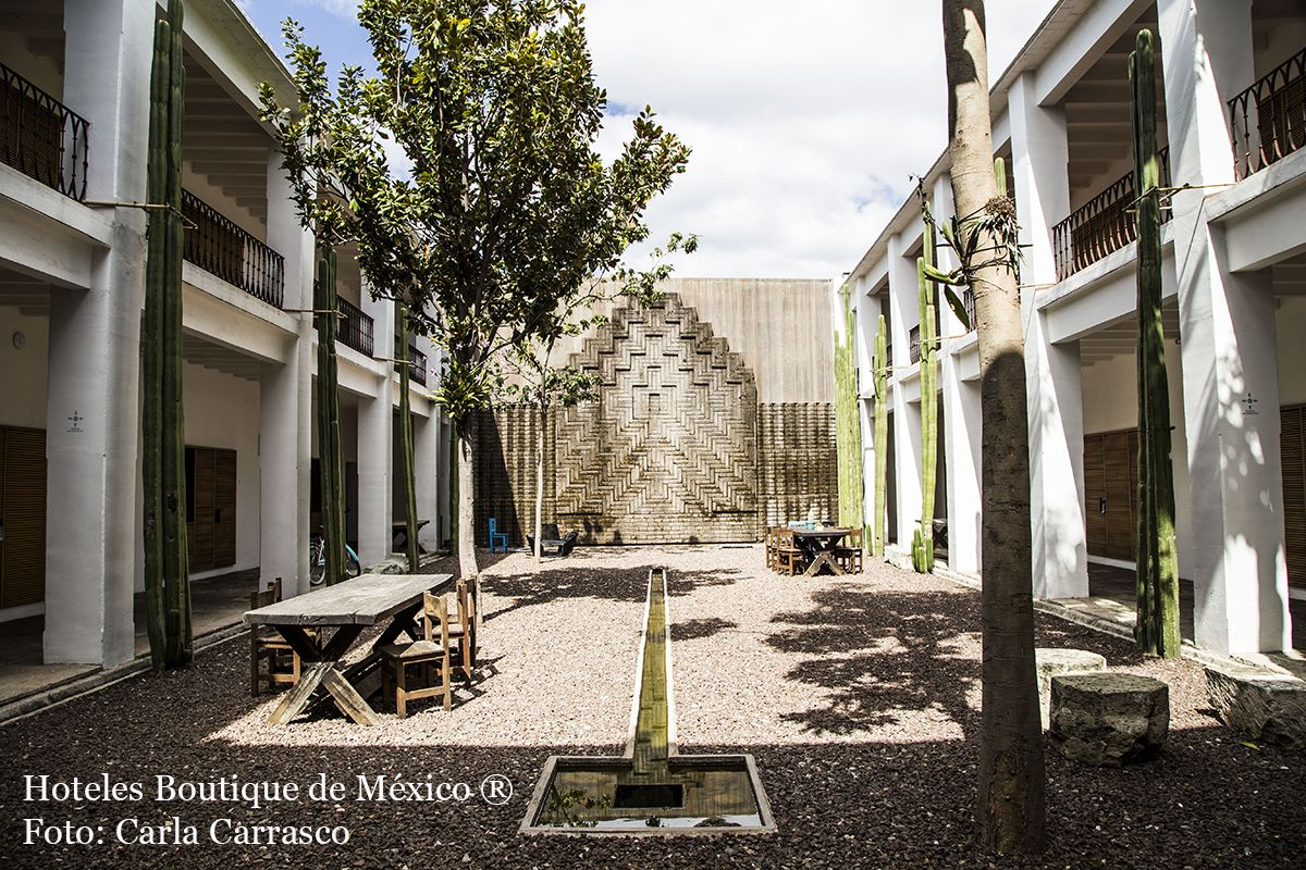 Mexico boutique hotels azul de oaxaca hoteles boutique for Boutique hotel oaxaca