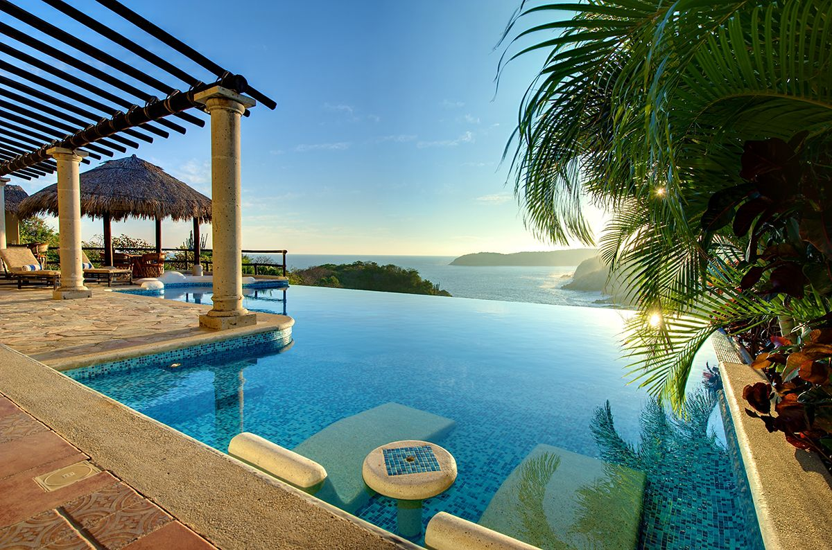 Las palmas villas y casitas hoteles boutique de mexico for Hotel villas las palmas texcoco