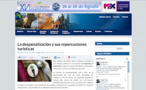 Turespacio la despenalizacion y sus repercusiones turisticas