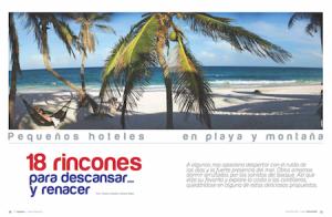 Mexico Desconocido 18 Rincones para descansar y renacer