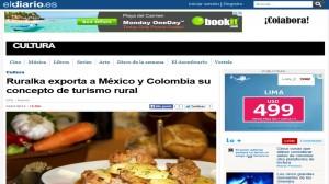 Ruralka exporta a México y Colombia El Diario