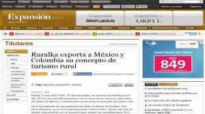 Ruralka exporta a México y Colombia Expansión