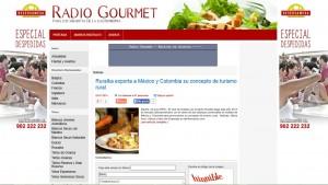 Ruralka exporta a México y Colombia Radio Gourmet