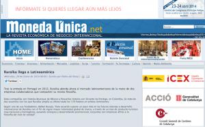 Moneda Unica.com : Ruralka llega a Latinoamérica