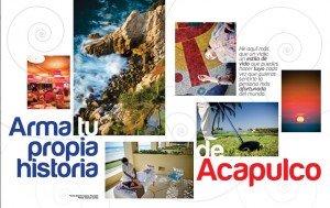 Arma tu propia historia en Acapulco  Mexico Desconocido