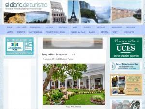 Pequeños Encantos - El diario del turismo