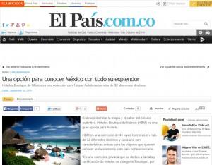 Una opción para concer México en todo su esplendor