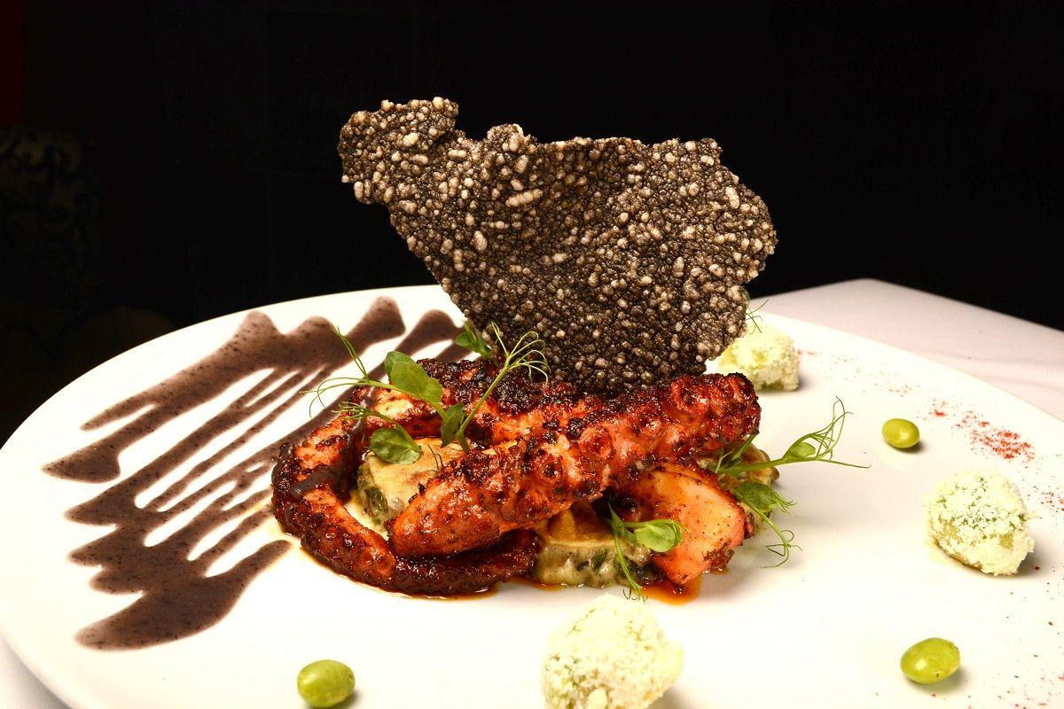 Caf des artistes hoteles boutique de mexico for Decoracion de platos gourmet pdf