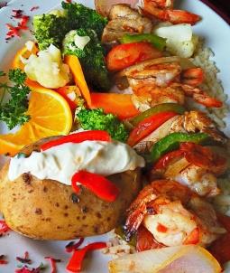 Shrimp Turnover