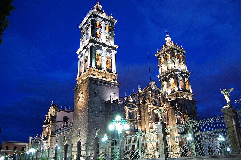 Puebla centro