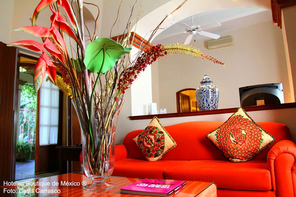 Mexican Living Room Furniture Mexicos Best Suites Hoteles Boutique De Mexico