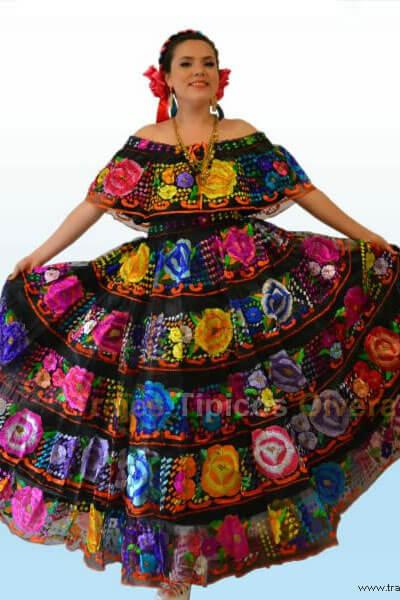 Trajes Típicos Un Orgullo Para Los Mexicanos Hoteles Boutique De