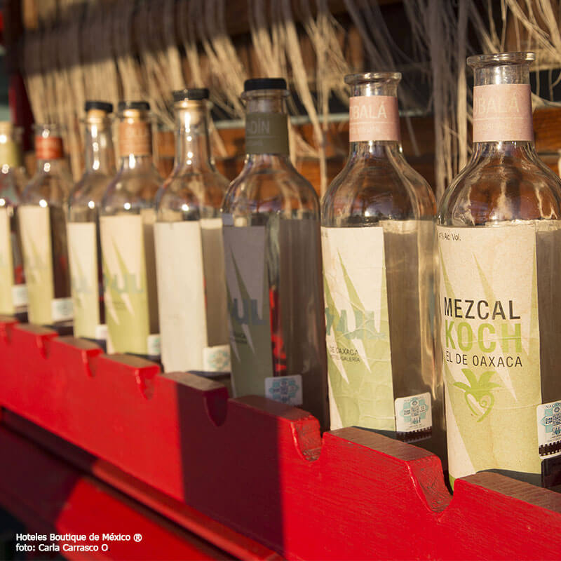 Oaxaca of mescal and handicrafts hoteles boutique de mexico for Boutique hotel oaxaca