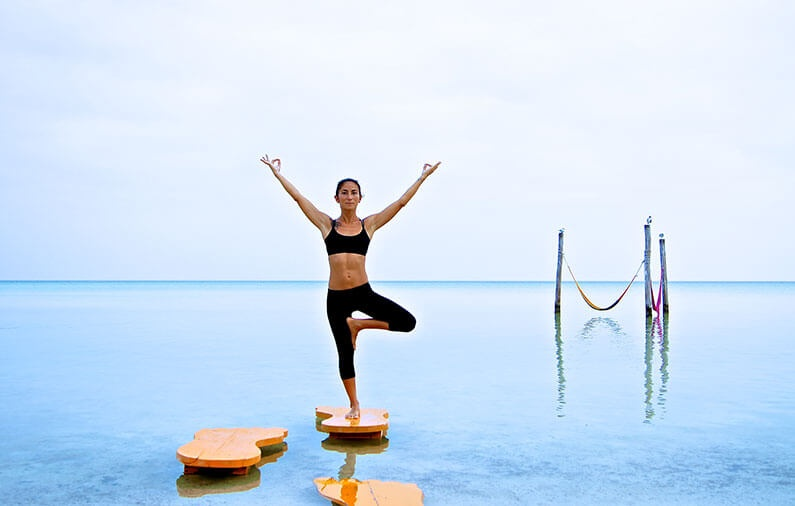 4 unmissable spots to practice yoga