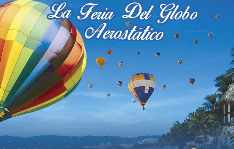 ¡Vamos a volar! Feria del globo aerostático Riviera Nayarit