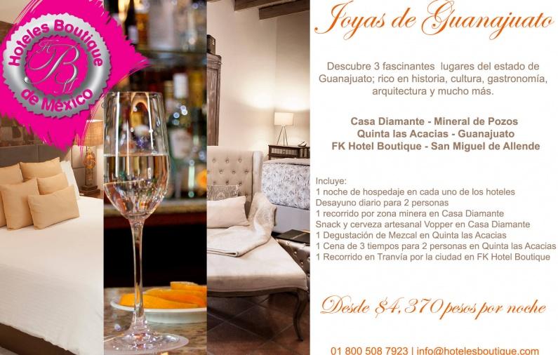 Joyas de Guanajuato