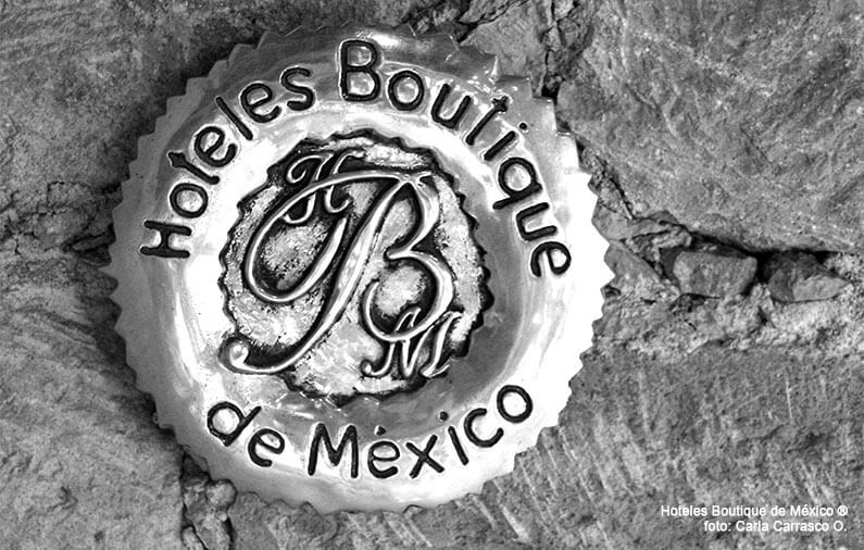 What does the Mexico Boutique Hotels plate represent? – The tangible part of our service