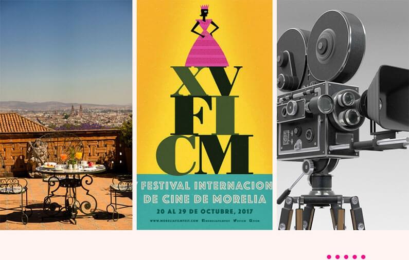 Que el cine mexicano vuelva ser de oro… Festival Internacional de Cine de Morelia 2017