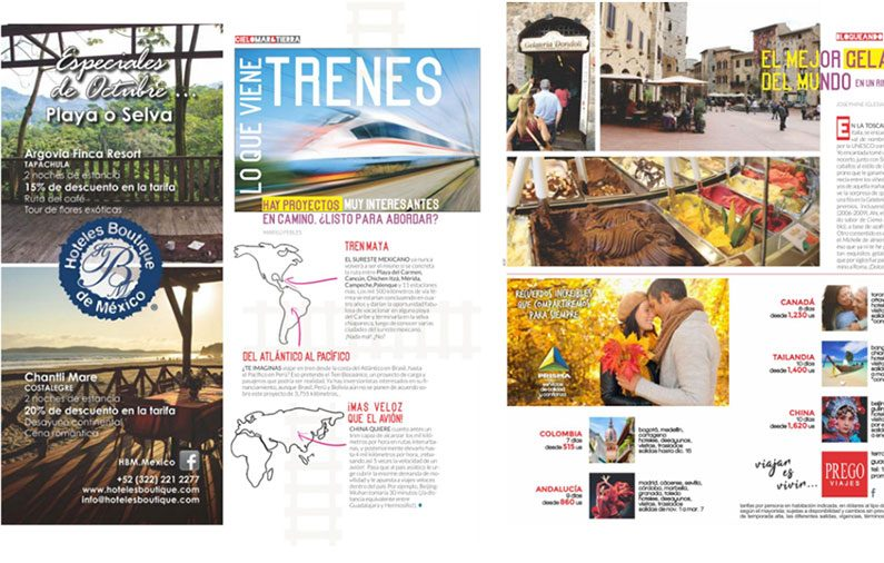 Revista Travelier Edición 47