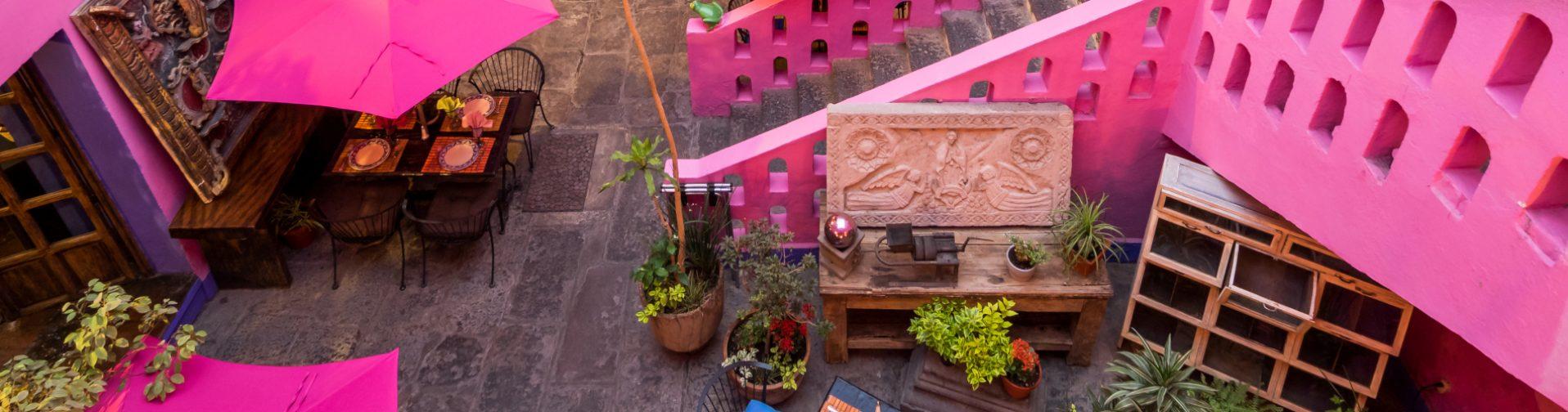 Hoteles Boutique en México