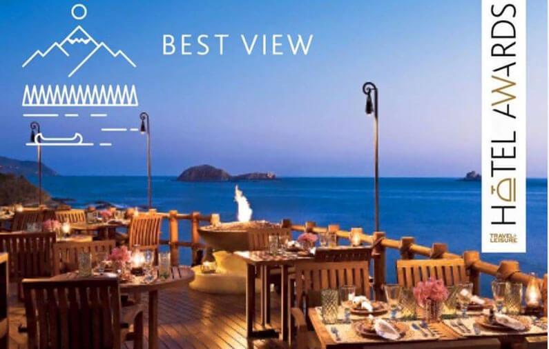 Best View Hotel Awards – Capella Ixtapa