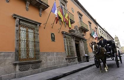 Hotel Museo Palacio de San Agustín