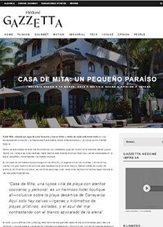 Casa de Mita: Un pequeño paraíso