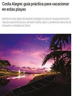 Costa Alegre: guía práctica para vacacionar en estas playas