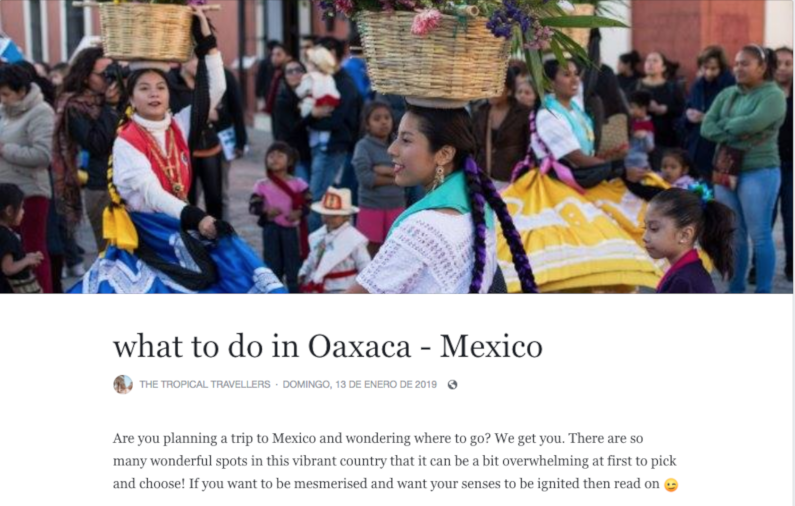 What to do in Oaxaca – Mexico