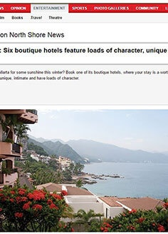 Puerto Vallarta: Six boutique hotels feature loads of character, unique experiences