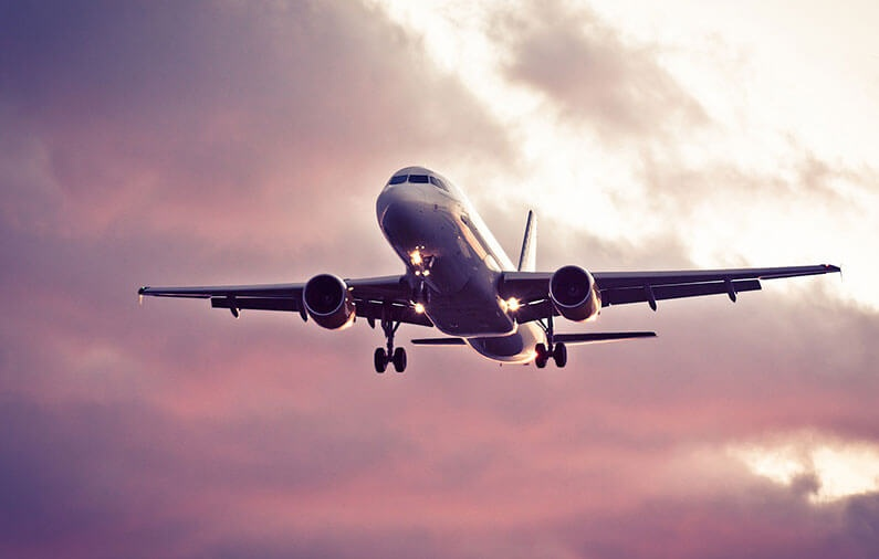 6 curious facts about traveling by plane