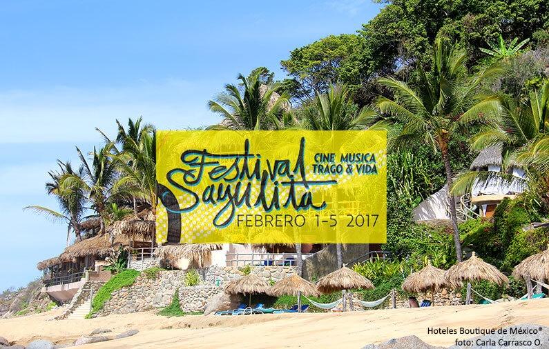 Cine, música, trago y vida Festival Sayulita 2017
