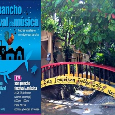 The place of idyllic sunsets and its music festival… San Pancho Musical Fest 2017