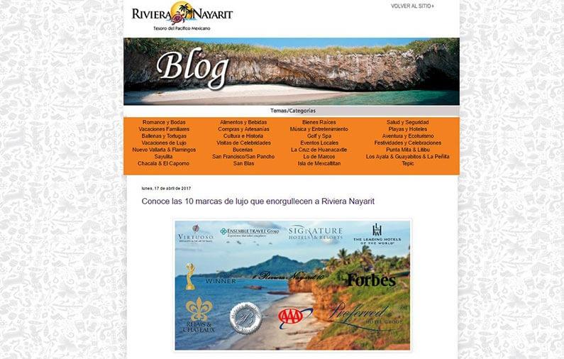 10 marcas de lujo que enorgullecen a Riviera Nayarit
