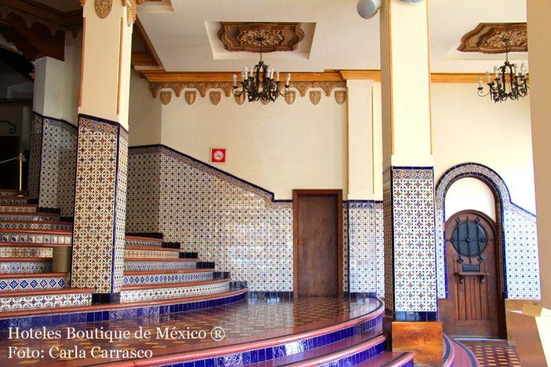 Quer taro mexico boutique hotels for Nombres de hoteles famosos