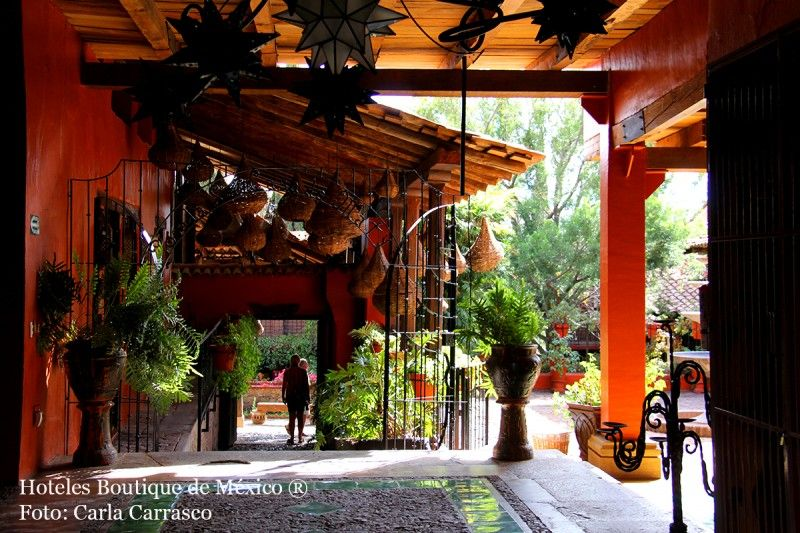 Tapalpa hoteles boutique de m xico for Hotel boutique mexico
