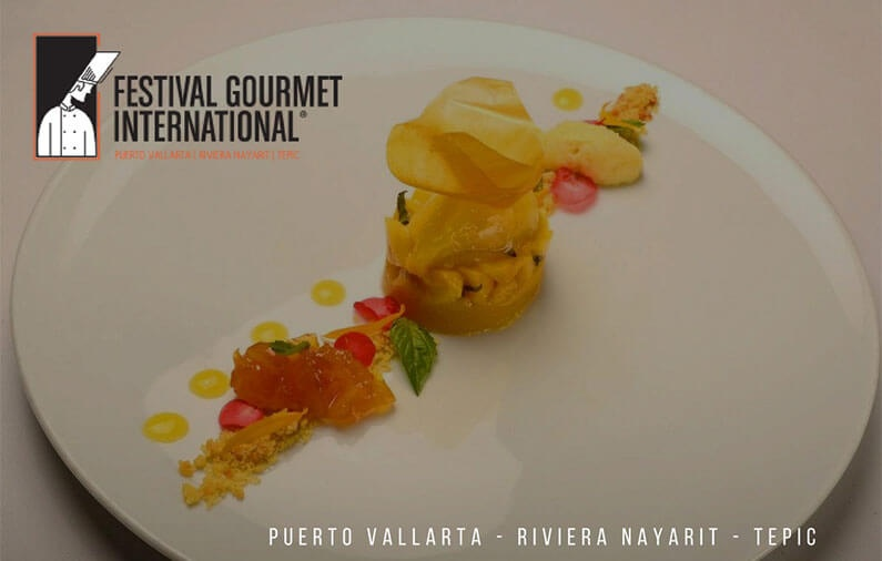 Edición 23 del Festival Internacional Gourmet, Puerto Vallarta-Bahía de Banderas-Tepic