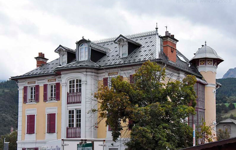The French town with an authentic Mexican flavor: Barcelonnette
