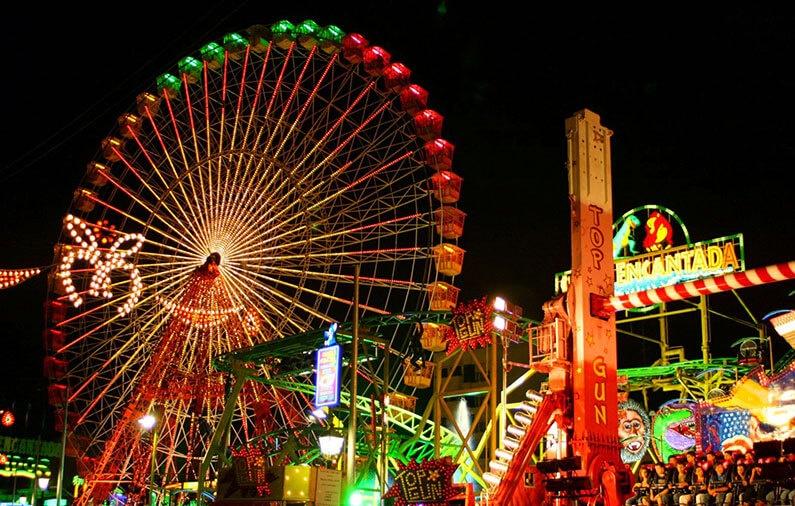 Las 4 ferias mas populares y concurridas en México