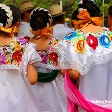 Trajes típicos, un orgullo para los mexicanos