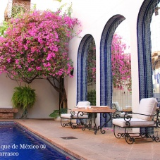 Bougainvillea Fest at Hacienda San Angel
