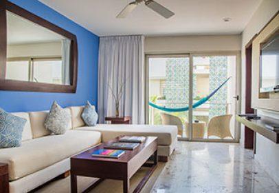Palm Deluxe Suite 2 Bedroom