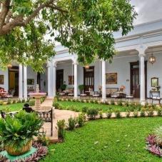 #Marytour at Merida…Casa Azul